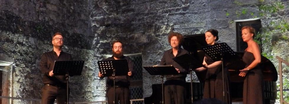 Ensemble Tarentule Festival Déodat de Sé