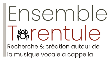 Logo Ensemble Tarentule