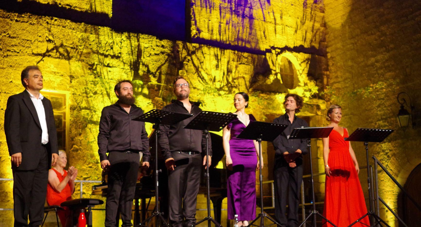 Festival Déodat de Séverac Ensemble Tare
