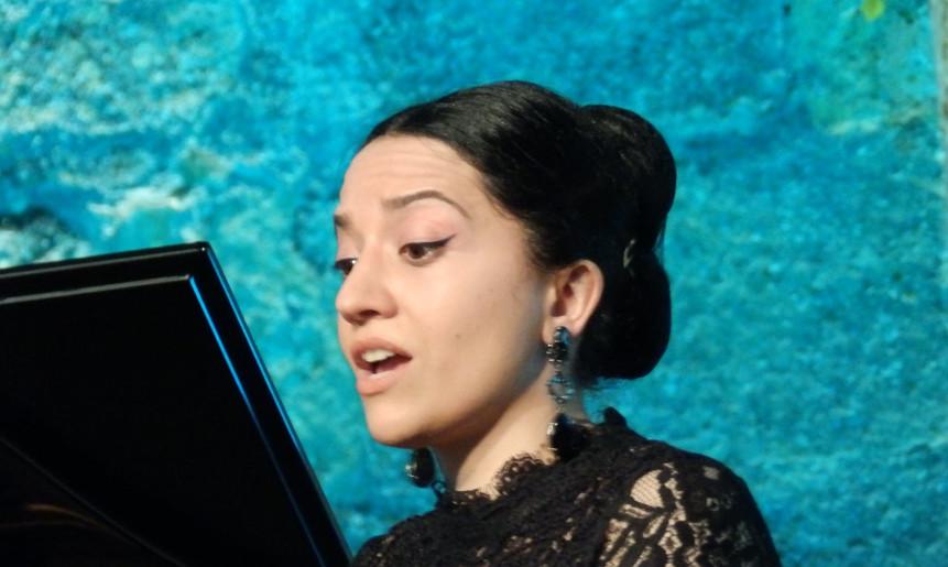 Marie Cubaynes Mezzo Ensemble Tarentule.