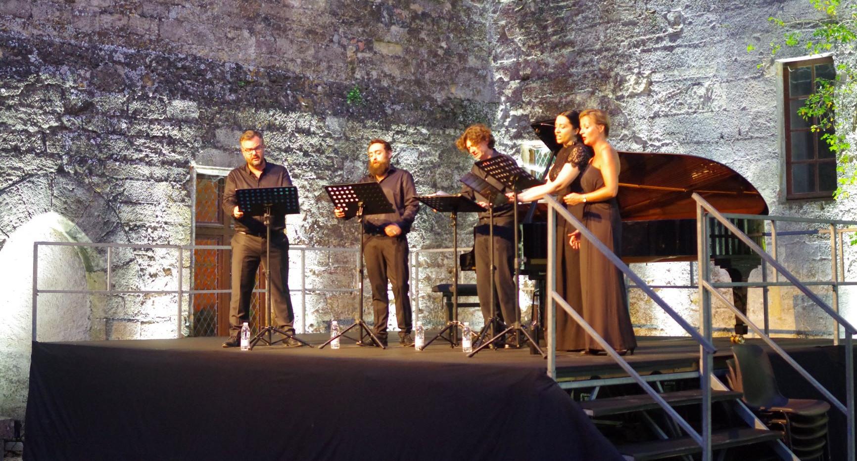 Ensemble Tarentule A Cappella Festival D