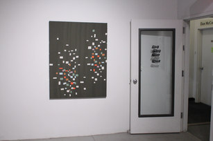 HOVER. Solo exhibit at Proof Gallery.