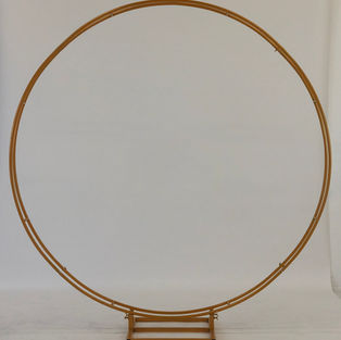 Double Circle Arch