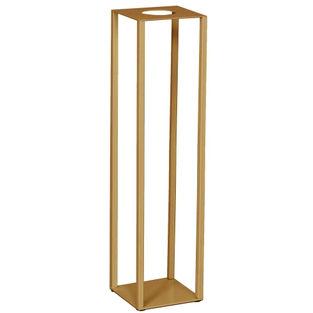 Gold Arrangement Stand (Tall)