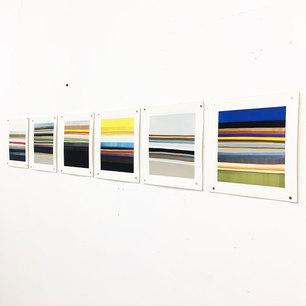 Front page color studies