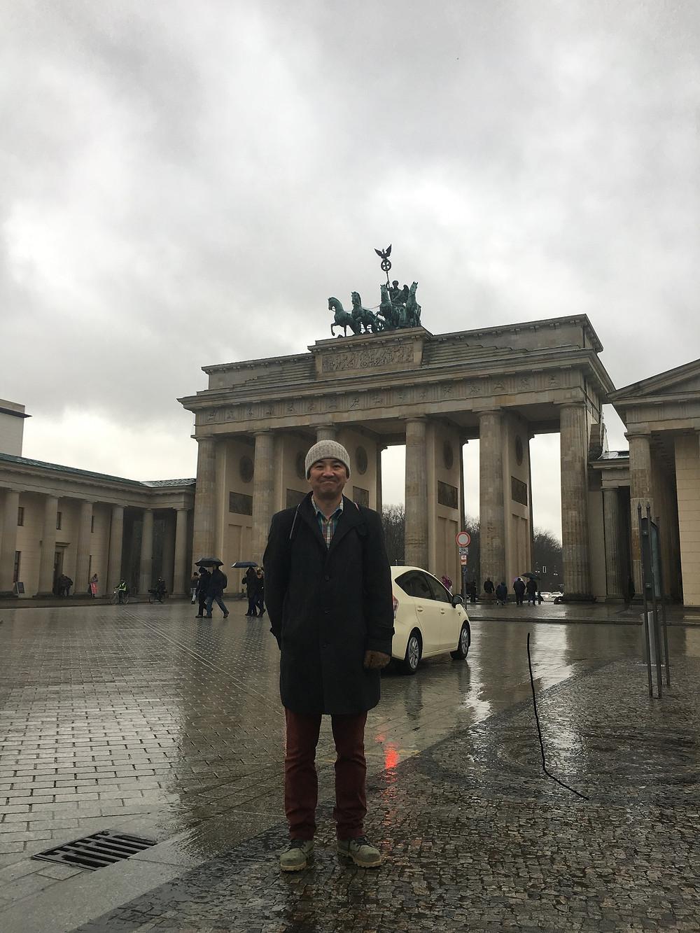 ベルリン到着