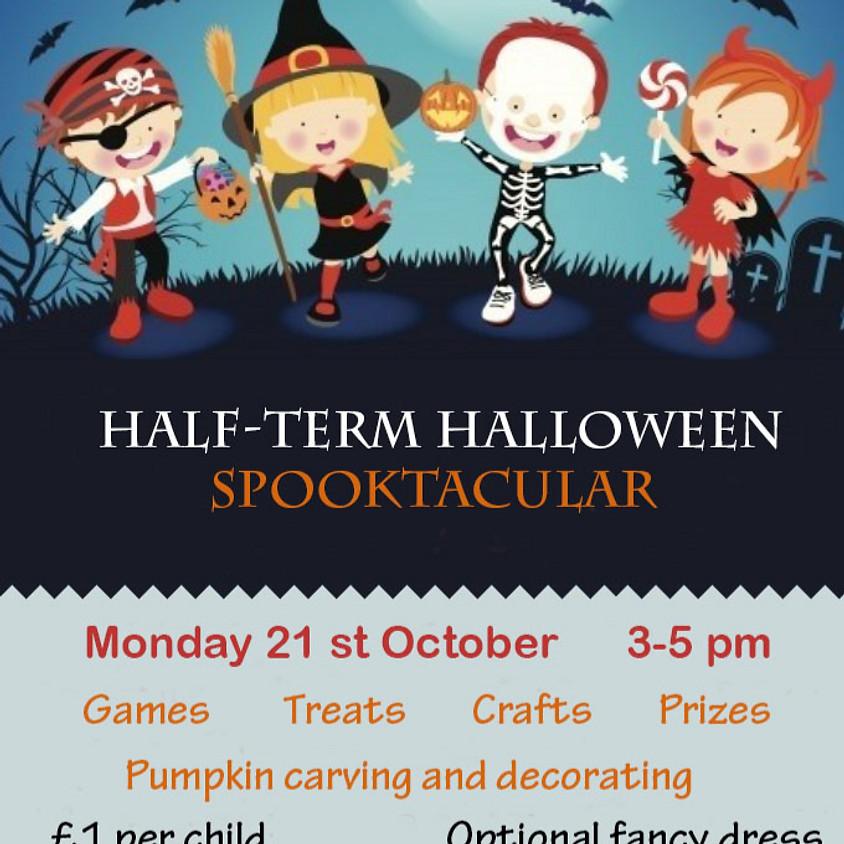 Halloween 'Spooktacular'