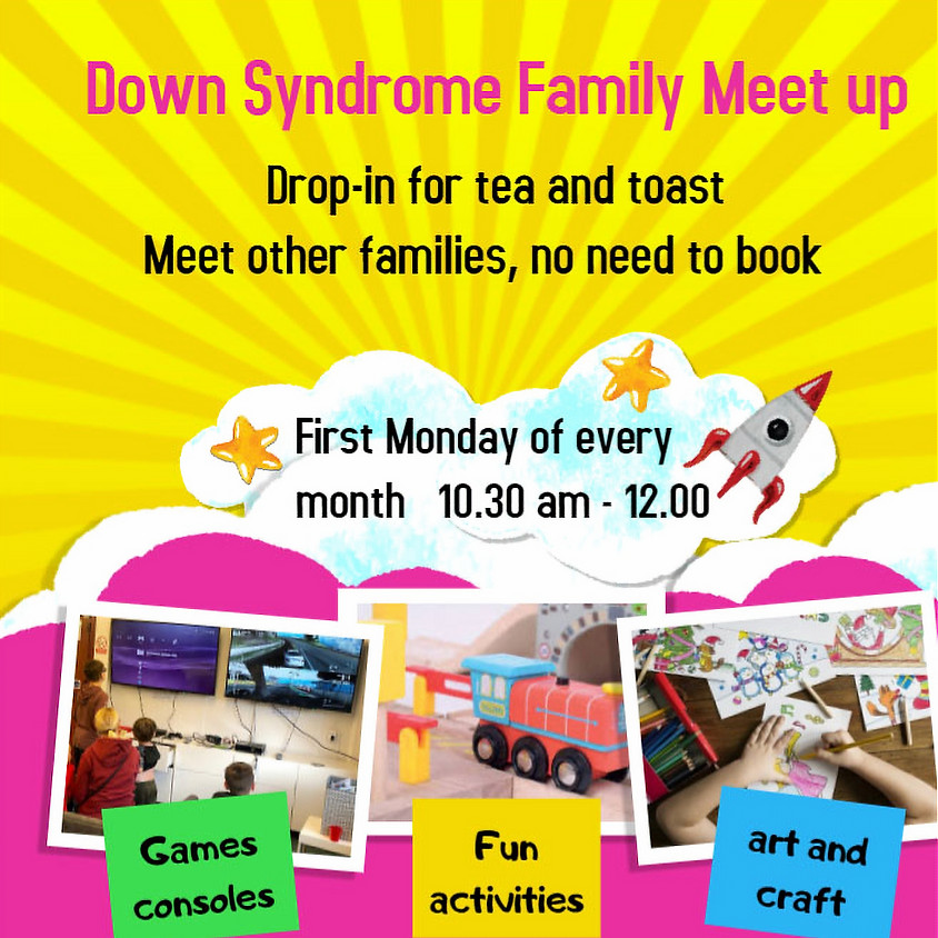 Down Syndrome Family Meet up