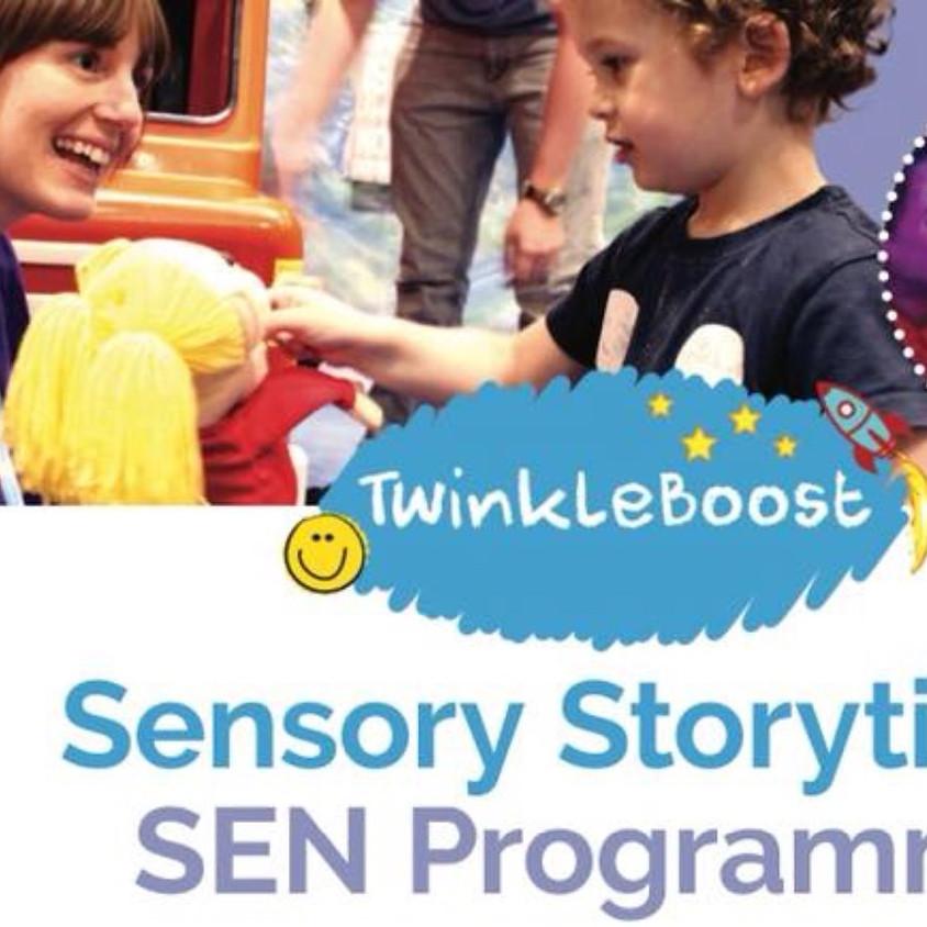 Twinkleboost Sensory Storytime