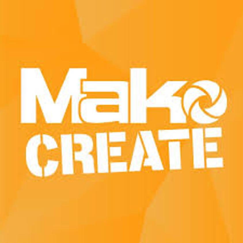 SEND Mako Create Stop Motion Animation Workshop Age 8+