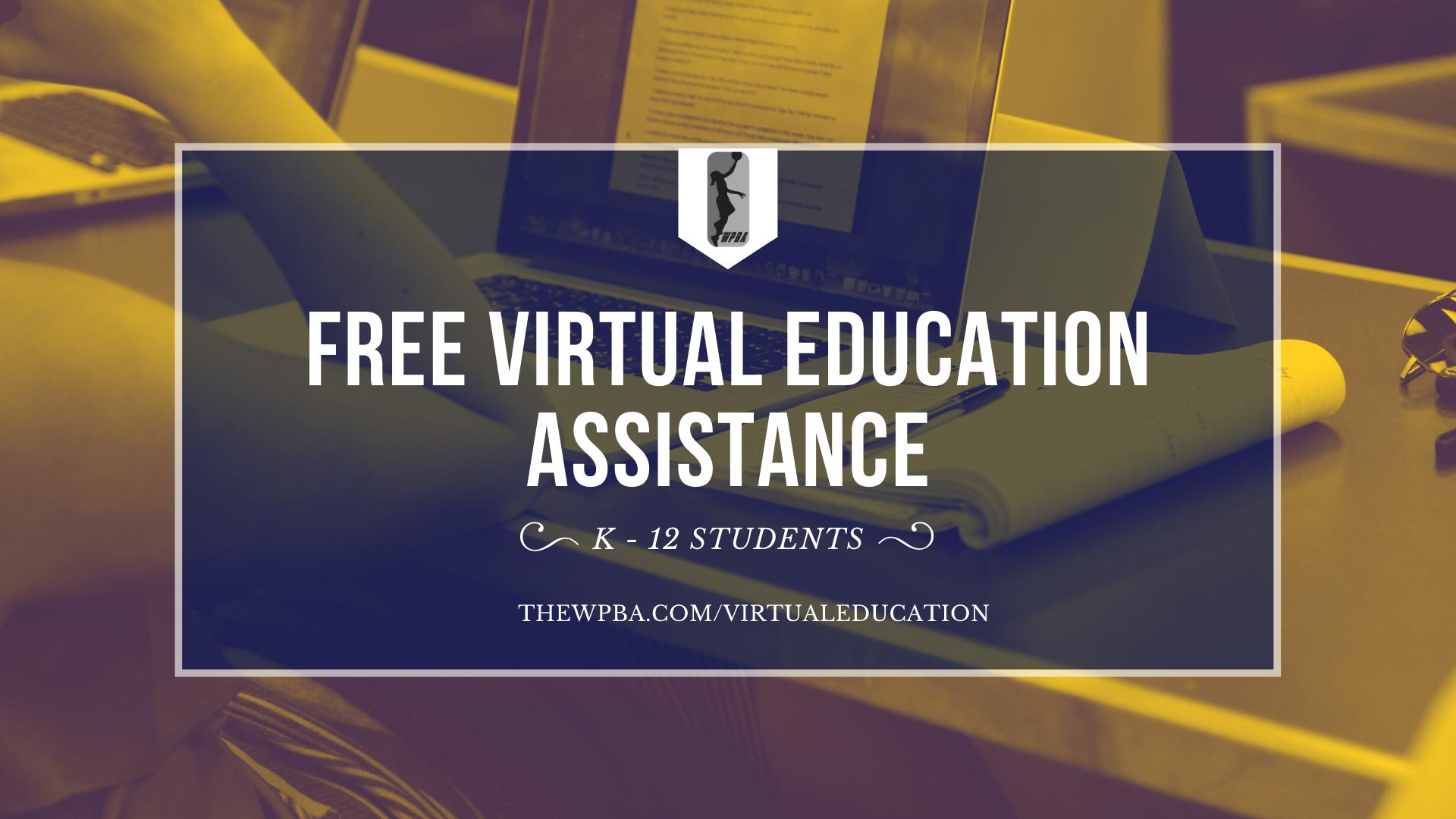 WPBA Virtual Education Assistance