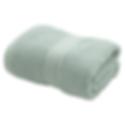 ผ้าเช็ดตัว สีเทาพาสเทล