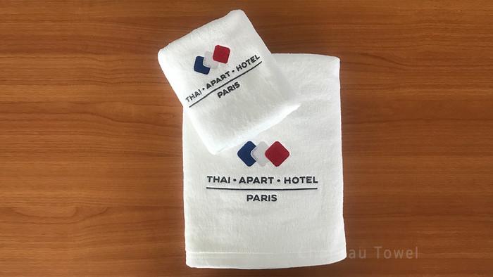 ผ้าสำหรับโรงแรมหรือรีสอร์ท