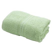 ผ้าเช็ดตัว สีเขียวพาสเทล