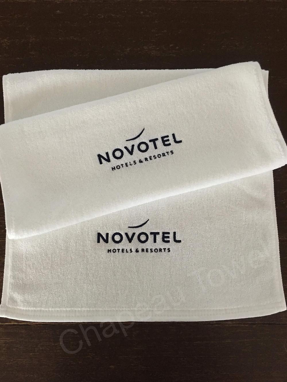 ผ้าเช็ดผมโรงแรม