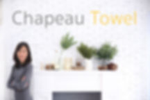 Chapeau Towel