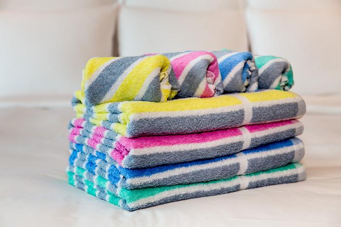 มาซักผ้าขนหนูให้นุ่มน่าใช้กันเถอะ @^-^@