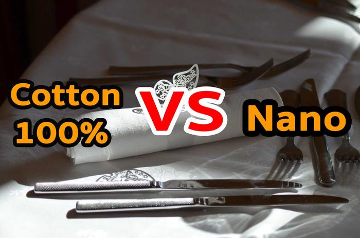 ผ้าขนหนู Cotton VS Nano ต่างกันอย่างไร?