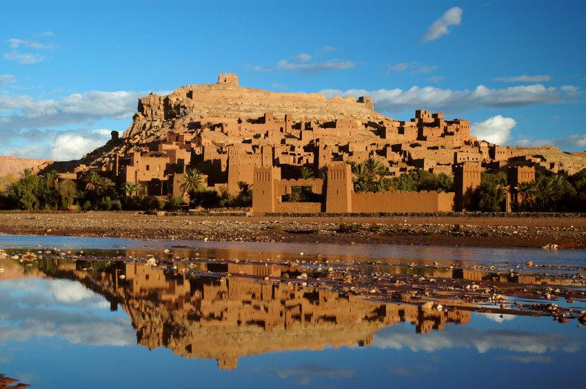 Tour of Ouarzazate and Ait Ben Haddou
