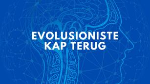 Evolusioniste kap terug