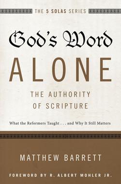 God's Word Alone
