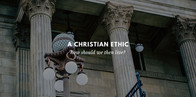 A Christian Ethic