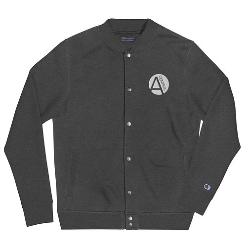 AC Embroidered Champion Bomber Jacket