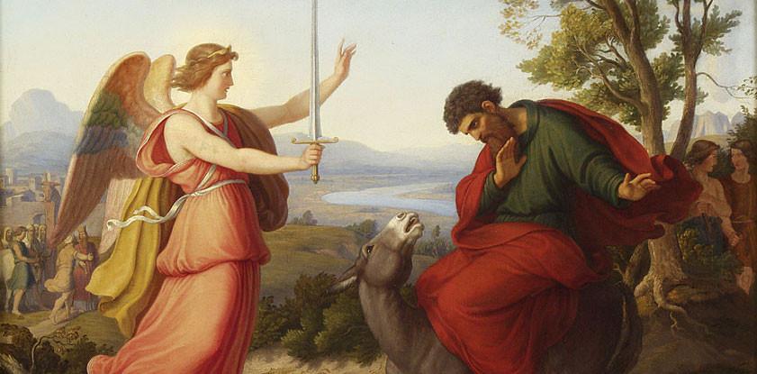 Balaam and the Talking Donkey | Bible and Talking Donkeys