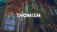 Thomism | A critique of classical apologetics
