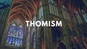 Thomism   A critique of classical apologetics