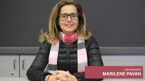 iGEM Video Testimonial: Marilene Pavan