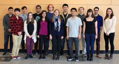 LCP Undergrads 2016