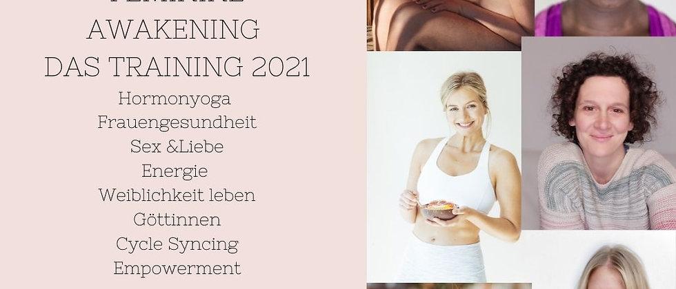 Feminine Awakening – Das Training