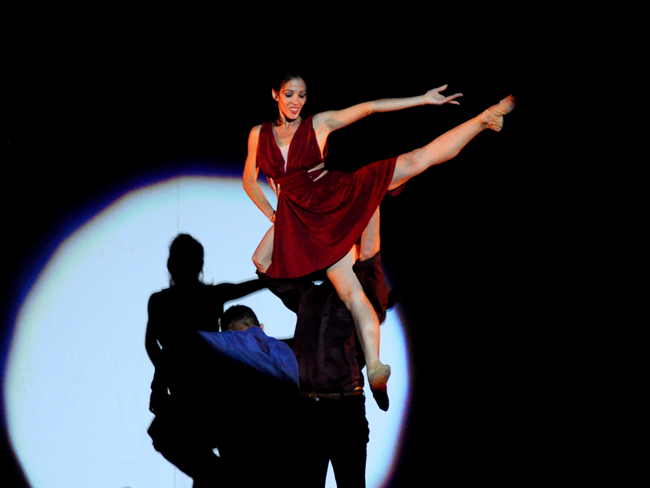Ballet Contemporaneo de Camaguey