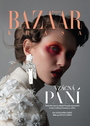 Harper's Bazaar Czechoslovakia March 2020