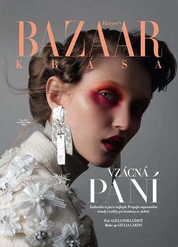 Harper's Bazaar Czechoslovakia March 2020