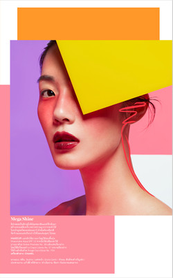 Vogue Thailand 8 single