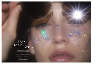 Harper's Bazaar Mexico September 2018