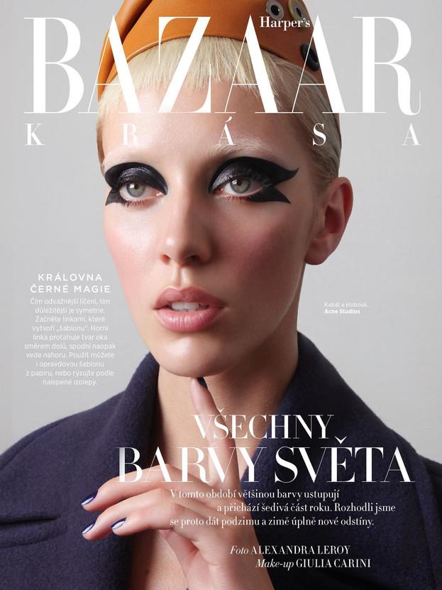 Harper's Bazaar Czechoslovakia November 2019