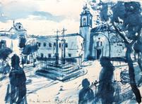 Plaza del convento