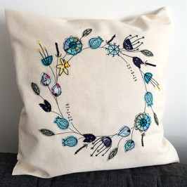 Wildflower Cushion Cover