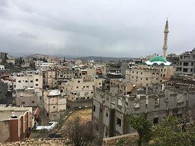 בקעת בית הכרם - דיר אל אסד יעוץתיירותי תוכנית כוללנית