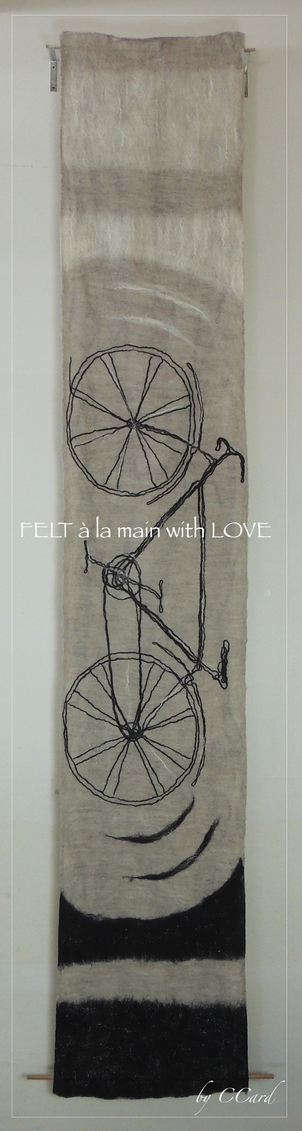 Cycle wall hanging-signed.JPG