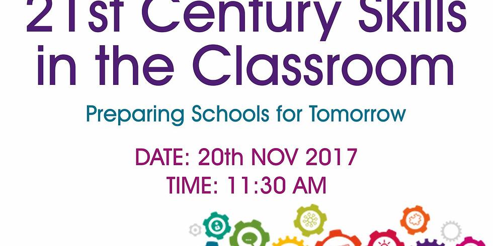21st Century Skills in the Classroom
