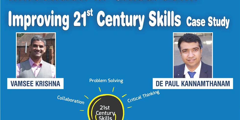 Innovation in the Classroom: Improving 21st Century Skills Case Study