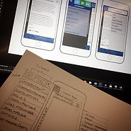 Website design an UX implementation