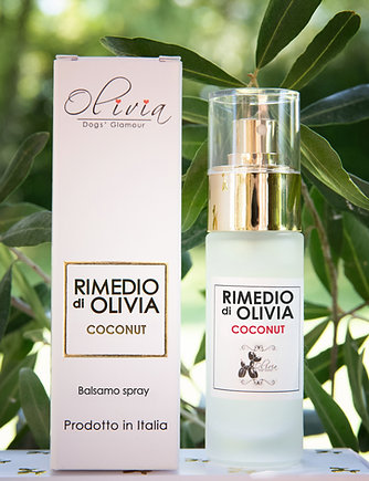 RIMEDIO di OLIVIA Balsamo Spray Coconut