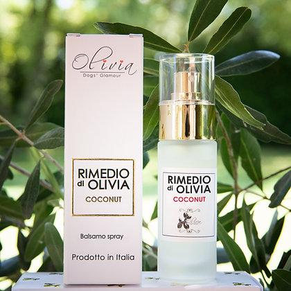 RIMEDIO di OLIVIA Balsamo Spray Coconut