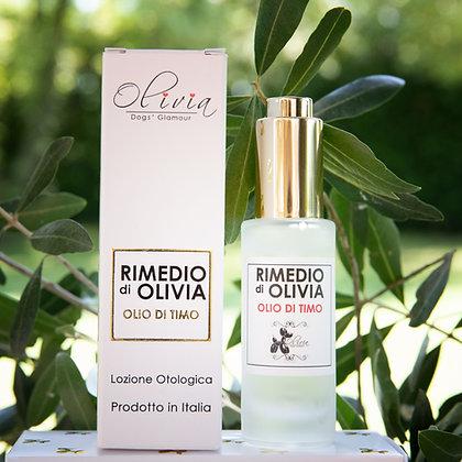 RIMEDIO di OLIVIA Otological Lotion Thyme Oil