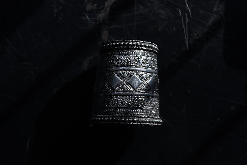 Old afghan bracelet 1-VINTAGE ITEAM